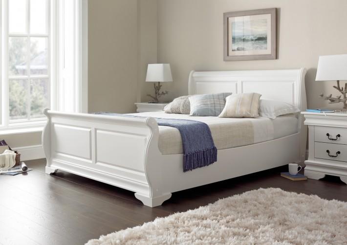Classy Sleigh Bed Designs   Classy Sleigh Bed Design Ide
