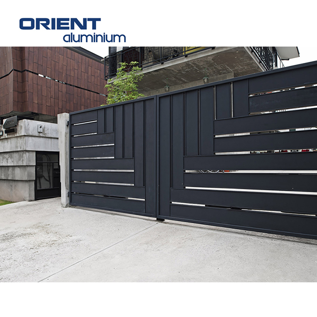 Sliding Gate Drawing,Guide Rail Sliding Gate,Sliding House Gate .