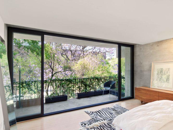 Minimalist Modern Sliding Glass Door Designs (With images) | Door .