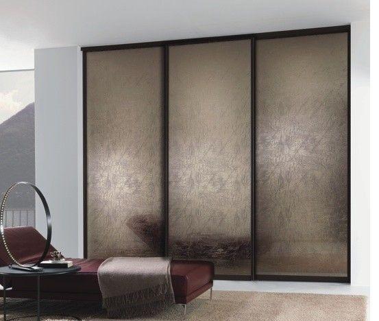 Stylish Modern Sliding Door Wardrobe Id567 - Three Door Sliding .