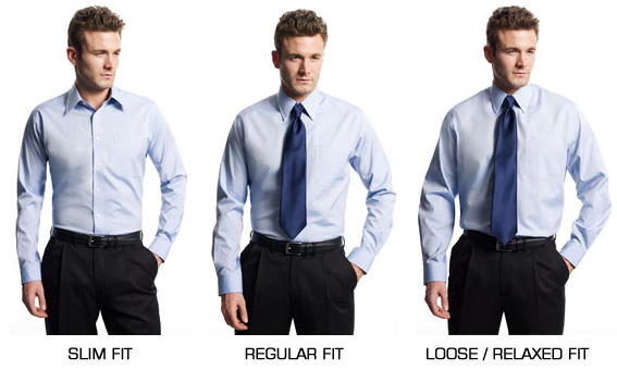 Do you prefer slim, regular or loose fit shirt