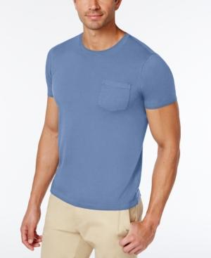 Brooks Brothers Red Fleece Men's Slim Fit T-shirt In Light Blue .