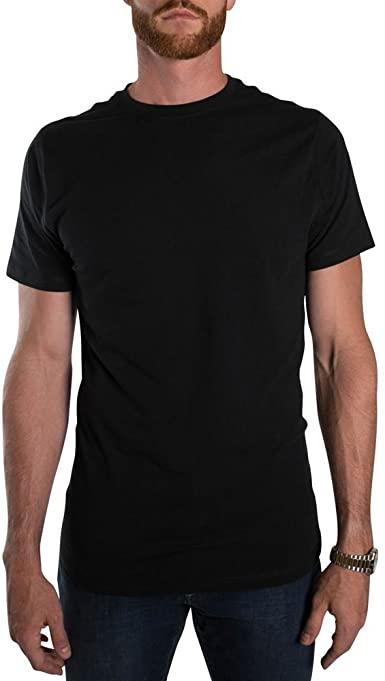 Amazon.com: Men's Tall Slim-Fit Tee-Shirt Shirt | American Tall .