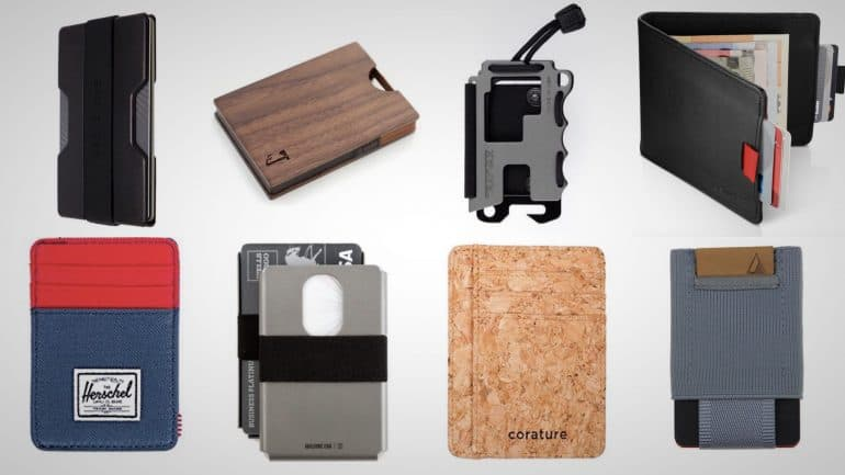 20 Best Slim Wallets For Men Under $50 | The Daily Wa