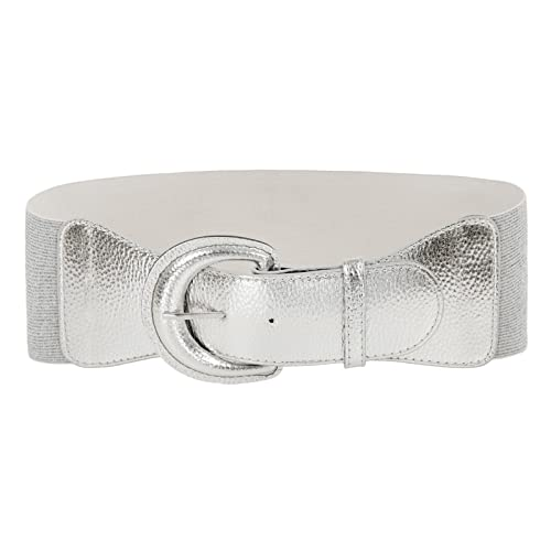 Silver Waist Belt: Amazon.c