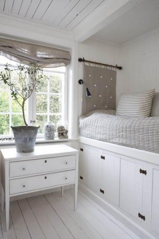 Smart Bedroom Storage Ideas – Saltandblu
