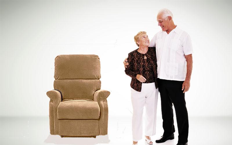 Small/Petite Lift Chairs vs. Standard Lift Chairs - Perfect Sleep .