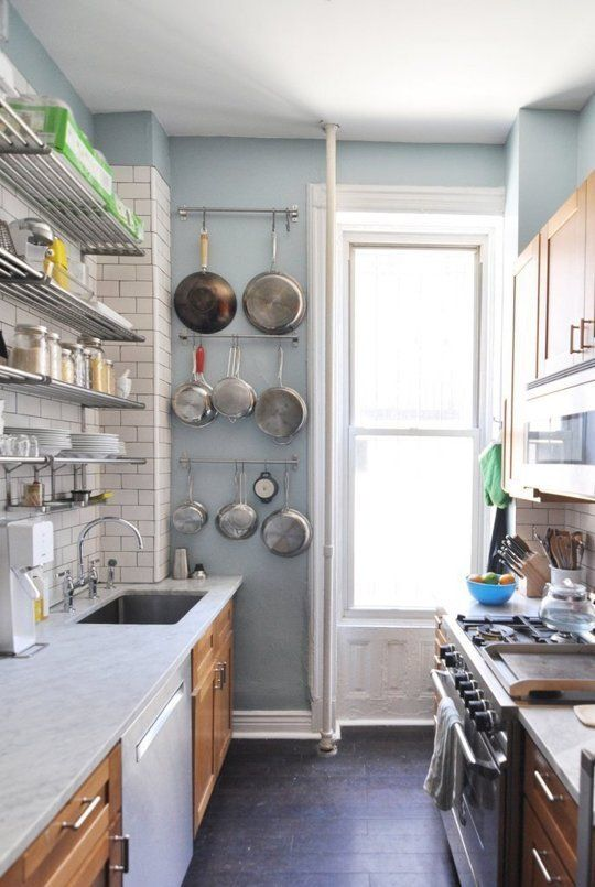Small Kitchen Design Ideas Worth Saving (With images) | Kitchen .