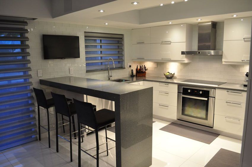57 Beautiful Small Kitchen Ideas (Pictures) | Small modern .