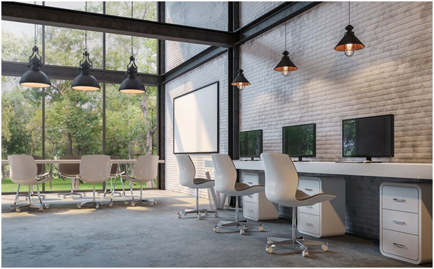 10 Modern Small Office Designs to Inspire Your Renovation Savvy .