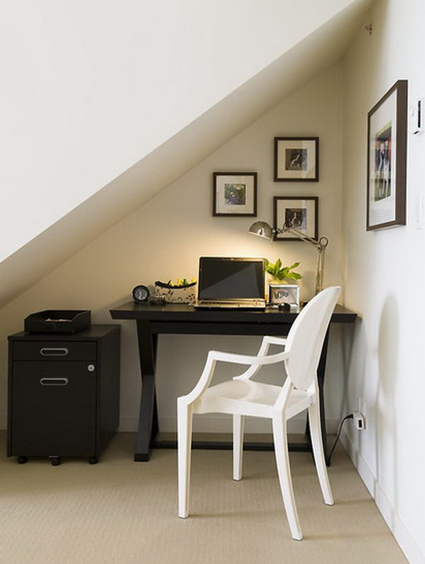 20 Home Office Designs for Small Spac