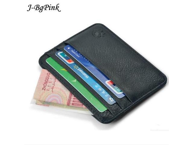 Mini wallets small purse 100% real leather wallet men purses male .