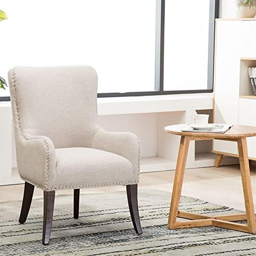 Amazon.com: Modern Living Room Accent Chair Sofa Chair(Armchair .