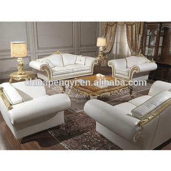 leather sofa set living room furniture,arab design 5 7 8 9 seater .