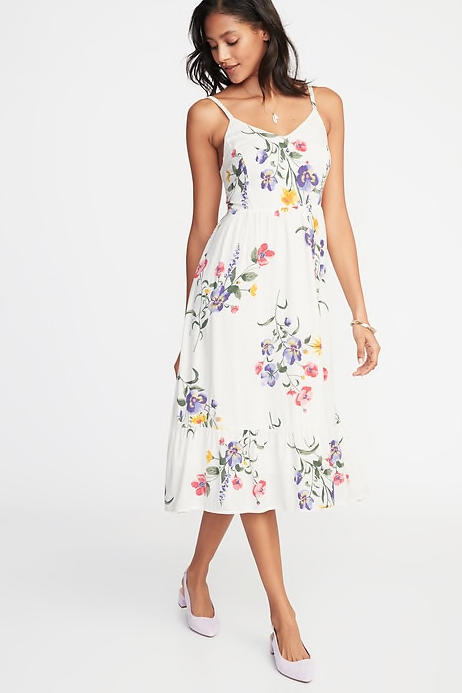 Flowery Spring Dresses – Fashion dress