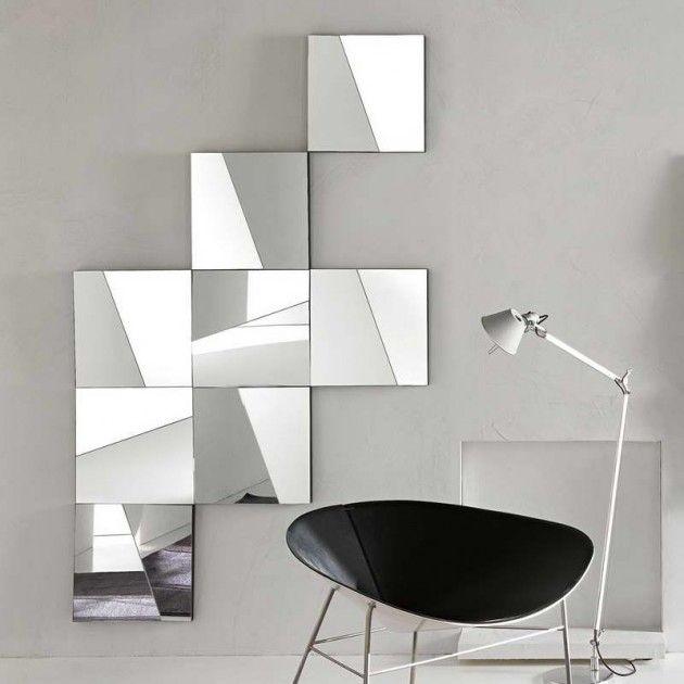Square Mirror Designs