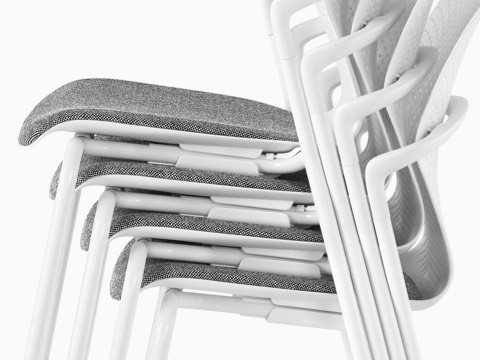 Stacking Chairs - Herman Mill