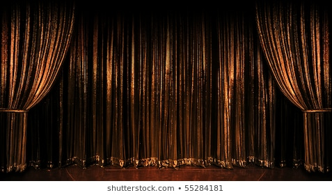Gold Stage Curtain Images, Stock Photos & Vectors | Shuttersto