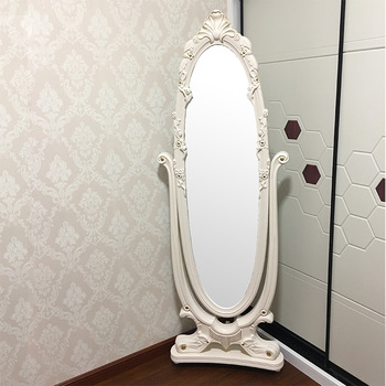 M1002 Modern Luxury Standing Mirrored Jewelry Cabinet Home .