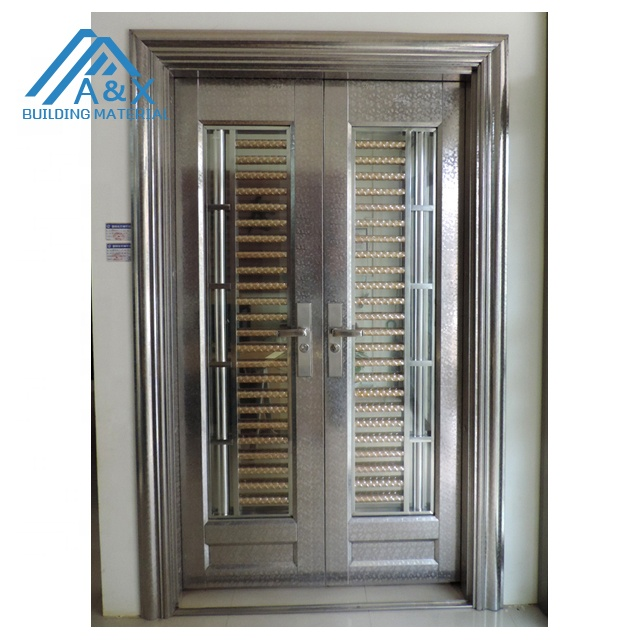 Modern Style Interior Armor Stainless Steel Door Price/best Design .