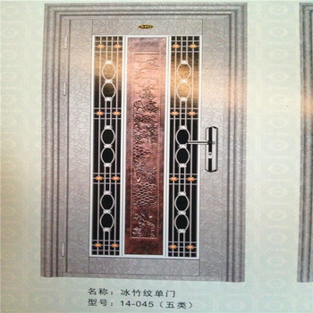 Low Price Security Interior Stainless Steel Door Design With .