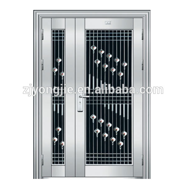 Promotion Home Security Stainless Steel Door Design Modern .