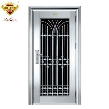 Fancy Exterior Door Steel Security Door Design For Homes Jh117 .