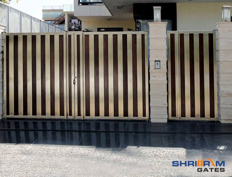 Stainless Steel Gate Designs Photos - Album on Img