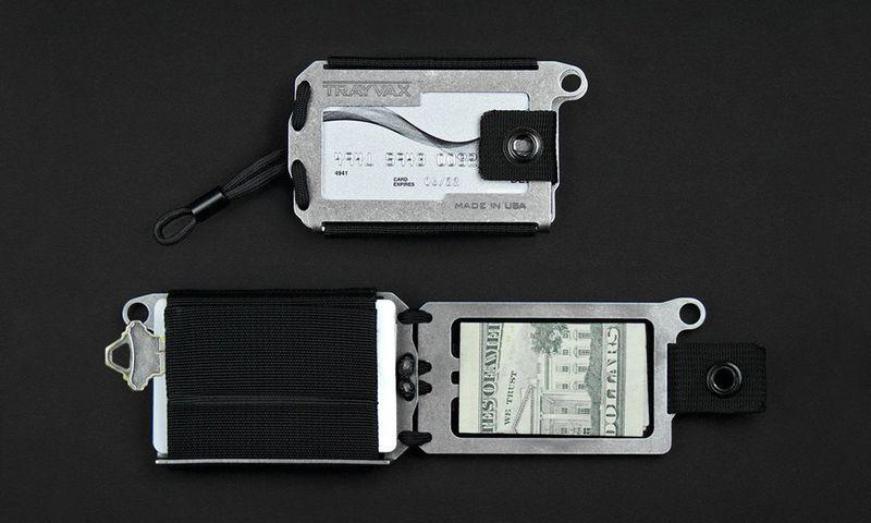Steel Wallets