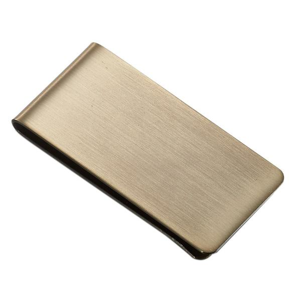 Visol Archduke Silver Stainless Steel Money Clip VMC559 - The Home .