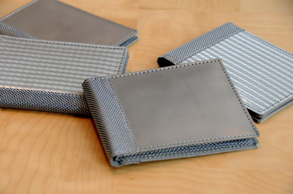 Stainless Steel Wallets | Cool Materi