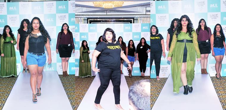 Size Wise: Lakmé Fashion Week aims to break stereotypes with plus .