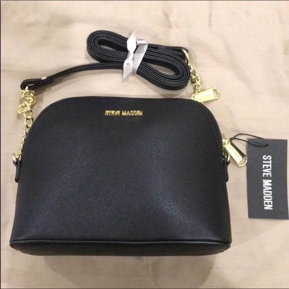 Steve Madden Dome Crossbody Bag NWT | Steve madden purse handbags .