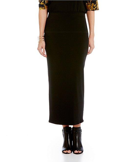 Eva Varro Long Straight Skirt | Dillard