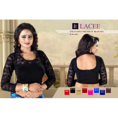 Stretchable Blouse Manufacturer in Gujarat India by Arihant Offset .