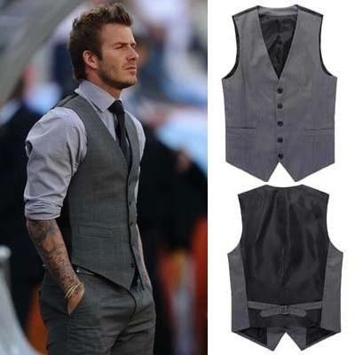 Men's suits vest male casual slim vest and pant set We 🧡 www .