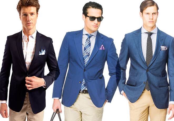 When and Where to Wear a Summer Blazer - Knot Standard Bl