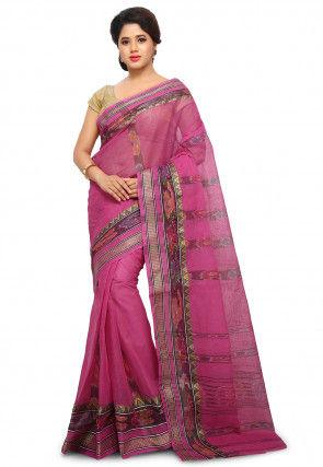 Page 9 | Handloom Tant Sarees: Buy Latest Designs Online | Utsav .