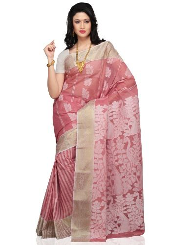 15 Classy Designs of Tant Sarees To You Look Elegant (With images .