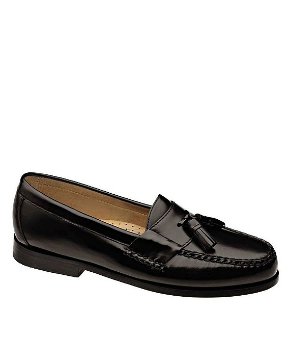 Johnston & Murphy Men's Hayes Tassel Dress Loafers | Dillard