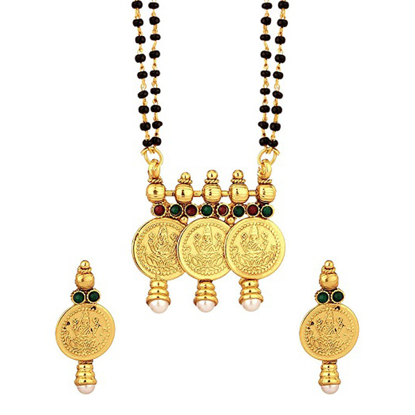 15 Traditional Collection of Telugu Mangalsutra Designs in Tre
