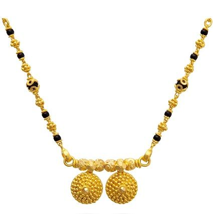 15 Traditional Collection of Telugu Mangalsutra Designs in Trend .