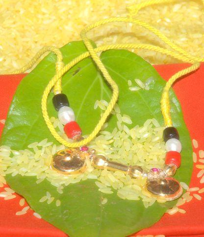 9 Traditional Telugu Mangalsutra Designs | Styles At Life .