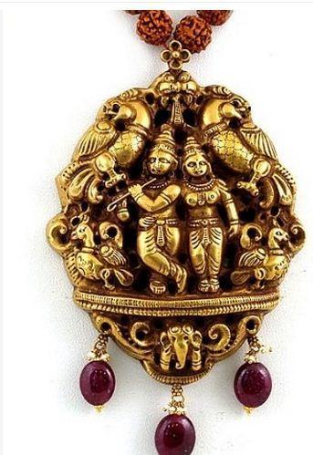 Temple Jewellery-Pendants - Temple Jewellery-Pendants 1 .