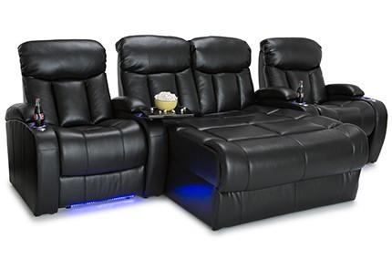 Seatcraft Grenada Chaise Theater Seati