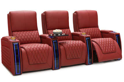 Seatcraft Apex - Home Theater Seating   4seating.c