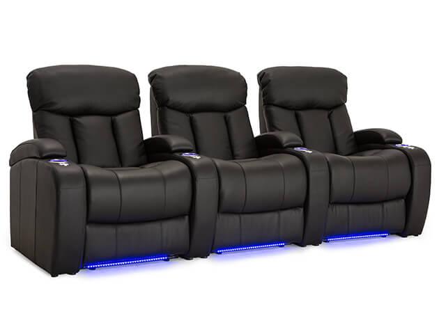 Seatcraft Grenada Theater Seats - Theater Chairs | 4seati