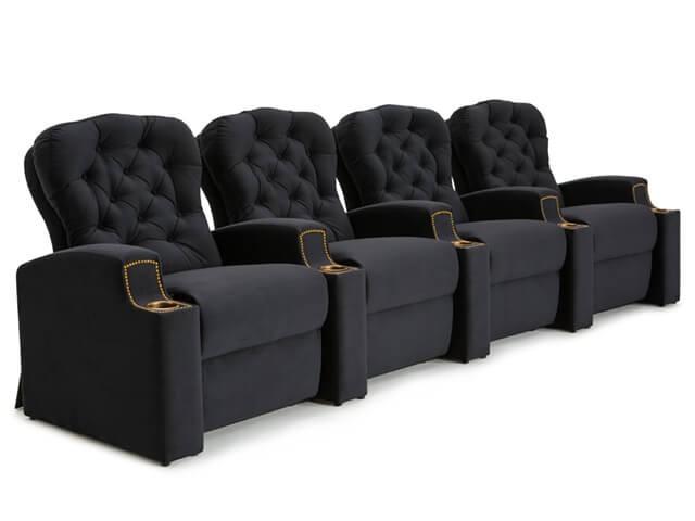 Cavallo Monarch - Home Theater Chairs | 4seati