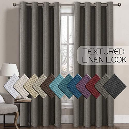 Thick Curtains 84 Inches: Amazon.c