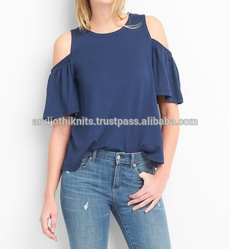 Women's Cold Shoulder To